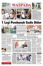 waspada jumat 19 februari 2016 by harian waspada issuu