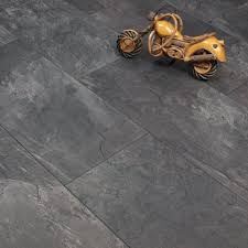 random slate effect laminate flooring