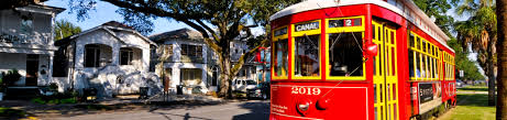 New Orleans Streetcar Map Pdf by New Orleans Regional Transit Authority Cleaner Smarter Transit