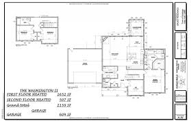 Floor Plans Of Homes Capital Region Parade Of Homes