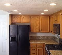 Where To Place Recessed Lights In Kitchen What Size Recessed Lights For Low Ceiling Kitchen Sink Light