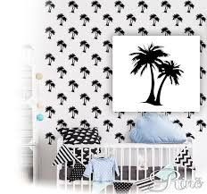 palm tree decals 20x pattern wall art palm tree vinyl stickers palm tree decals 20x pattern wall art palm tree vinyl stickers coconut tree bedroom free shipping mural nursery south tropical beach decor