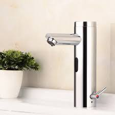 Touchless Bathroom Faucets by Hygienic Brass Integrated Automatic Bathroom Faucet Sensor