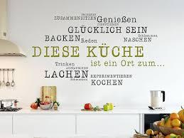 bilder für die küche wandtattoo diese küche ist ein ort zum wandtattoos de