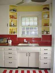 yellow kitchens antique yellow kitchen 77 best retro kitchens images on cook furniture and