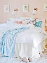 schlafzimmer hellblau blau und rosé olé 25 farbideen fürs schlafzimmer
