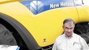 reducing combine losses new holland youtube