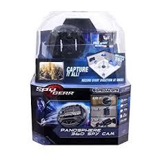 spycam bedroom spy gear panosphere 360 degree spy cam amazon co uk toys games