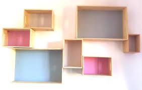 etagere maison bloomingville diy création d u0027une étagère design sur mesure pour la chambre de