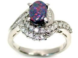 wedding rings opal images The best opal engagement ring ideas from opal auctions jpg