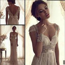 Vintage Lace Wedding Dress Wedding Dresses Ebay