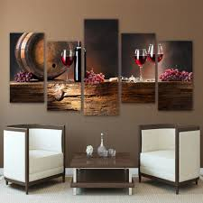 Wine Barrel Home Decor Online Buy Wholesale Glass Wine Barrel From China Glass Wine