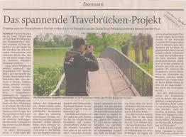 Jugendherberge Bad Oldesloe Travebrücken Eine Expedition Von Der Quelle Bis Zur Mündung Der