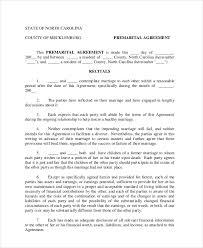 sample divorce agreement sample marriage separation agreement