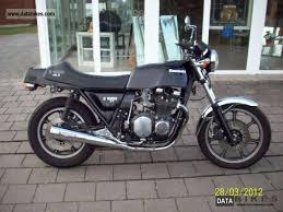 1985 kawasaki z550 sport moto zombdrive com