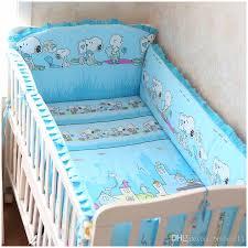 6pcs crib bedding 100 crib bedding set baby sheet baby bed baby