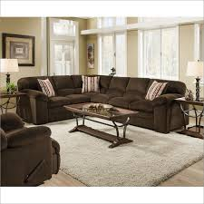 Simmons Upholstery Dover Sofa Sectional In Coffee By Simmons Upholstery And Casegoods