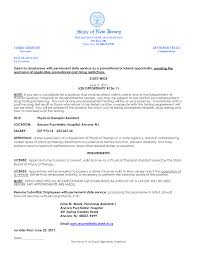 Example Of Resume For College Students With No Experience Physical Therapy Aide Resume With No Experience Resume For Your