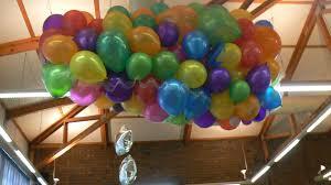 balloon drop for 400 balloons peter van