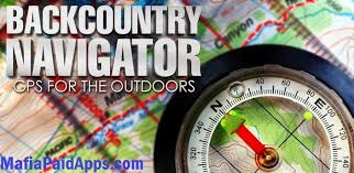 gps apk backcountry navigator topo gps v6 2 1 apk topo maps for