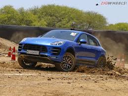 porsche macan turbo test porsche macan road review zigwheels