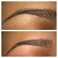eyebrow threading ive never waxed love the threading method