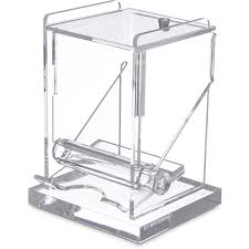 Toothpick Dispenser Tp10007 Toothpick Dispenser Clear Carlisle Foodservice Products