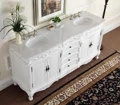 j u0026 j international 70 inch pearl white antique double bathroom