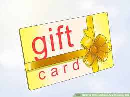 wedding gift or check 3 ways to write a check as a wedding gift wikihow