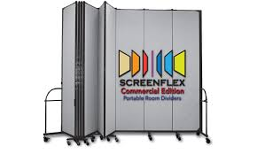 industrial room dividers commercial room dividers partitions u0026 walls screenflex