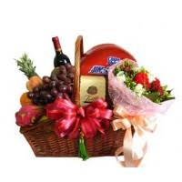 thank you basket thank you flowers gifts raphael s flowers gifts philippines