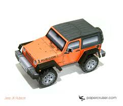 toy jeep cherokee jeep jk wrangler rubicon paper model projects to try pinterest
