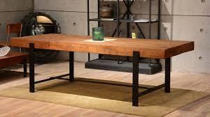 kitchen rustic kitchen rectangular dining table west elm diy