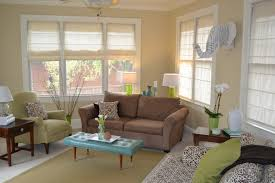 decorating ideas incredible small sunroom design with blue fabric