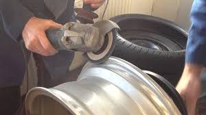 lexus alloy wheels corrosion fix leaking alu rims youtube