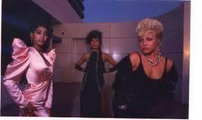 Prince And Vanity 6 Vanity 6 Susan Moonsie Rapping Sola Rey