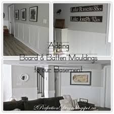 2perfection decor basement wainscoting reveal