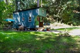 tiny home airbnb 144 sq ft tiny house on guemes island wa