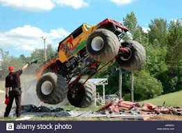 monster truck show ontario monster truck crash stock photos u0026 monster truck crash stock
