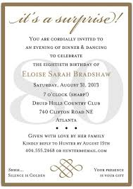 party invitation templates 10 sample images 80th birthday party invitations templates for