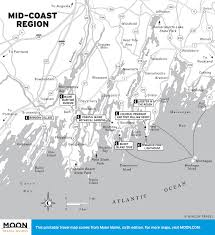 Maine County Map Printable Travel Maps Of Maine Moon Travel Guides