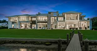 ultra modern jupiter florida waterfront estate youtube