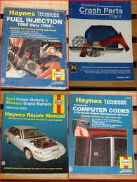 rtso assorted haynes repair manuals