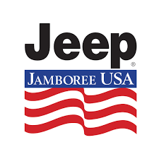 jeep beach logo the story begins jeep jamboree usa