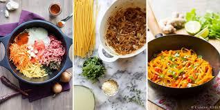 cuisine facile et originale one pot pasta 15 recettes parfaites pour les flemmardes