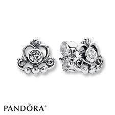 pandora jewelry sale jared pandora stud earrings my princess sterling silver