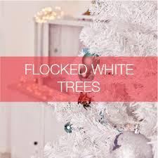christmas trees modern display