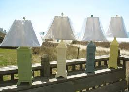 Nautical Lamps Home Design The Best Beach Themed Lampss