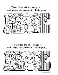 international day of peace 2016 coloring pages greetings poems