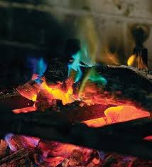Cheap And Easy Backyard Ideas Get Some Rainbow Fire Crystals For Your Fire Pit 32 Cheap And